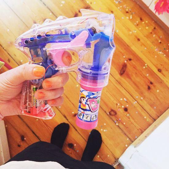 Bubble Gun Ftw