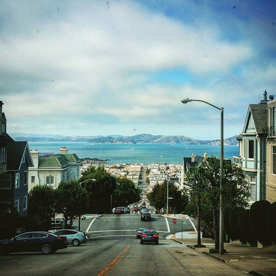 San Francisco, CA. 😍 Sanfrancisco Frisco Bay Bayarea Baylife California VSCO Vscocam Travels Vacation Imcominghome