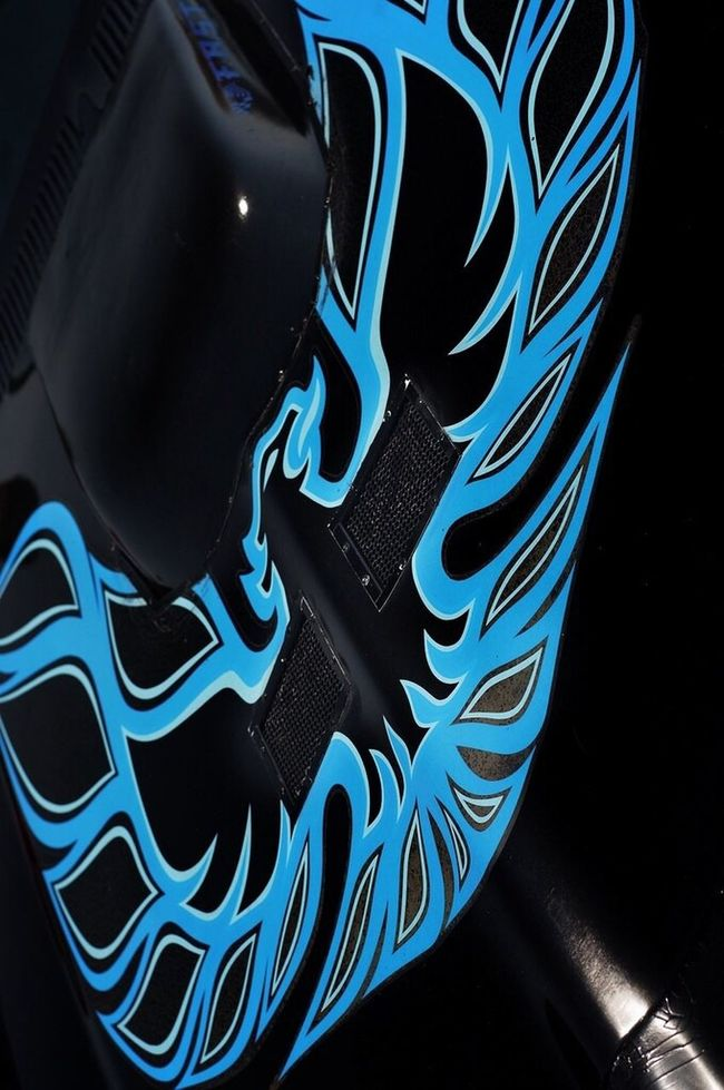 Pontiac Firebird Classic Car Ricoh GXR Carl Zeiss Planar50/1.4 Pontiac
