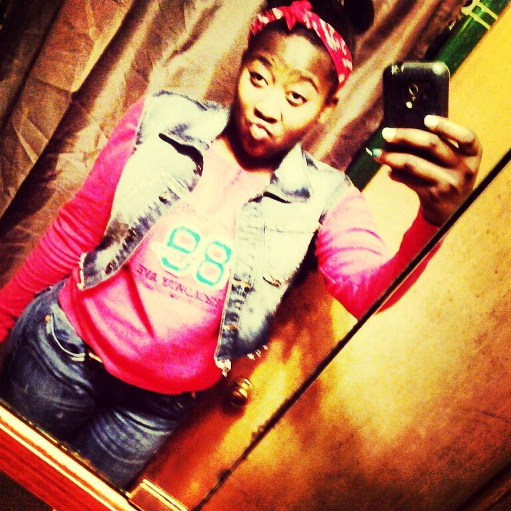 .Me yesterday