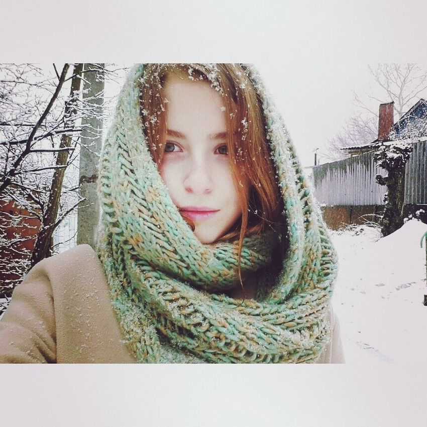 Cold Winter ❄⛄ Snow Queen That's Me Hello World ♔?