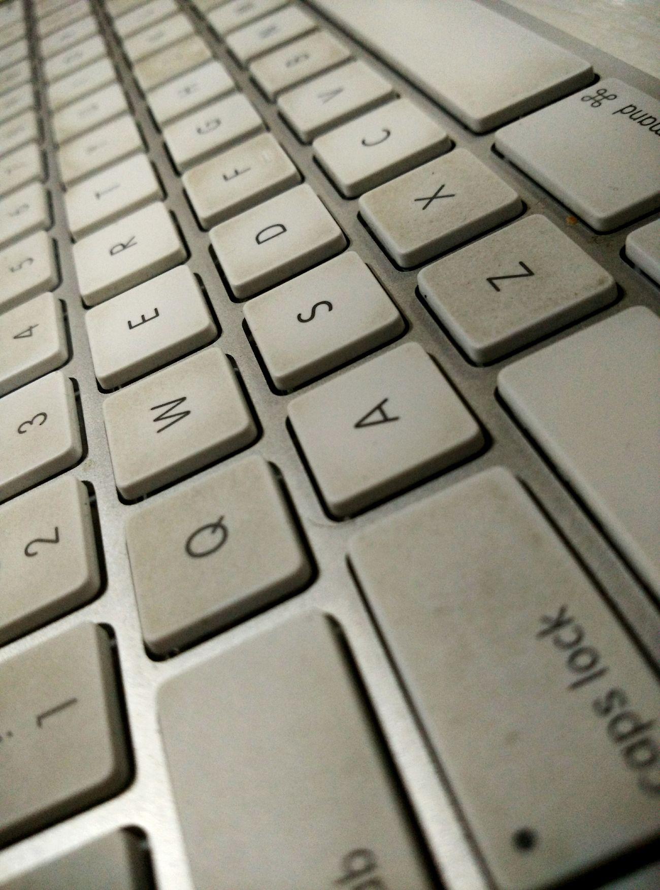 Qwerty Keyboard Communication
