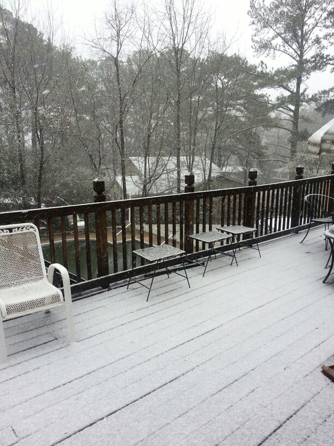 Snow day in B'ham