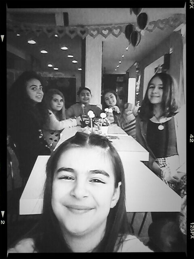 Coffee Meeting Friends Birthday Party Birthday