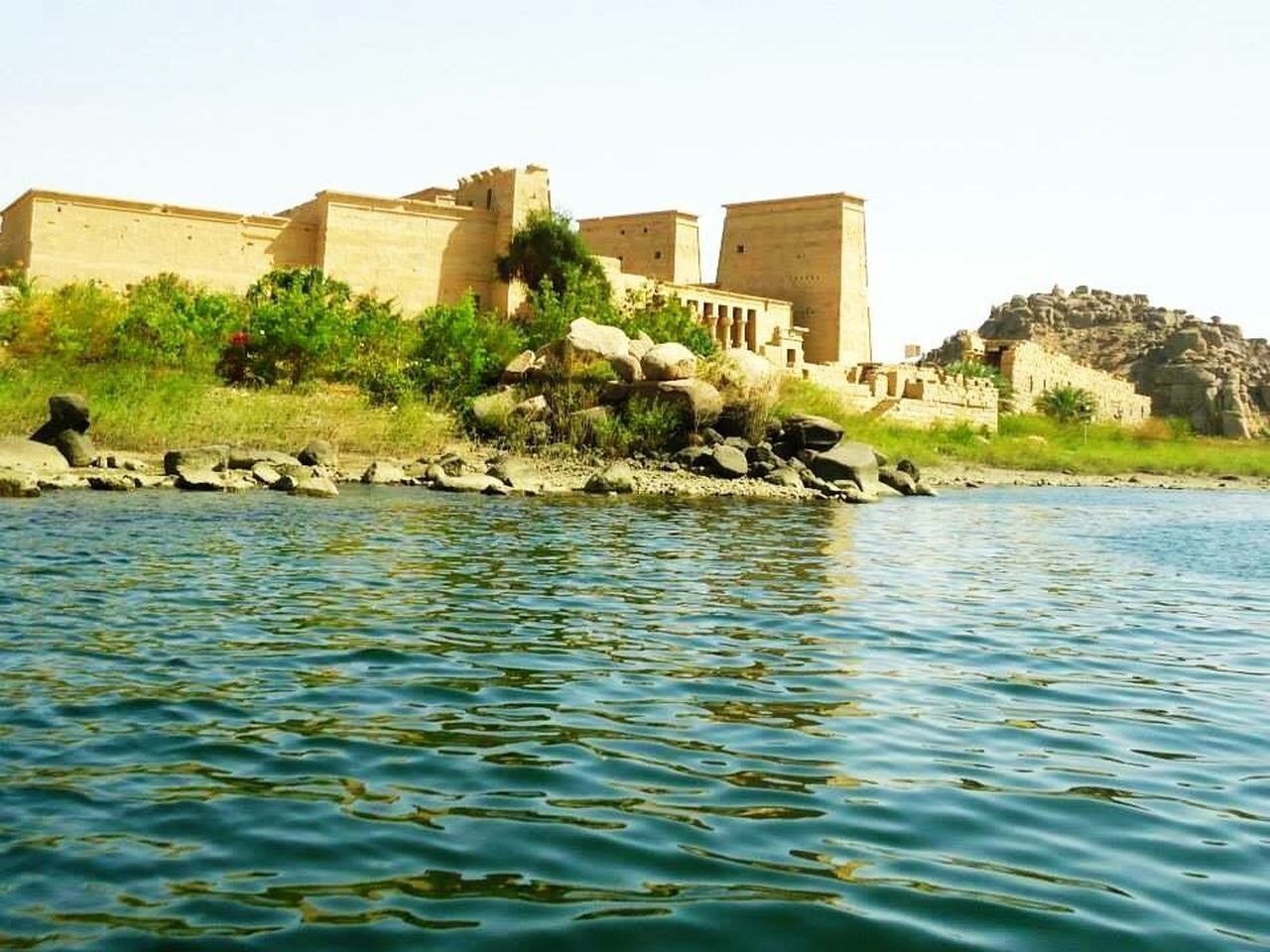 Egypt Aswan Philae_island Nile River Fresh_Air History Historical_places Temple Temples Pharaoh Ancient_Egyptians Great_trip