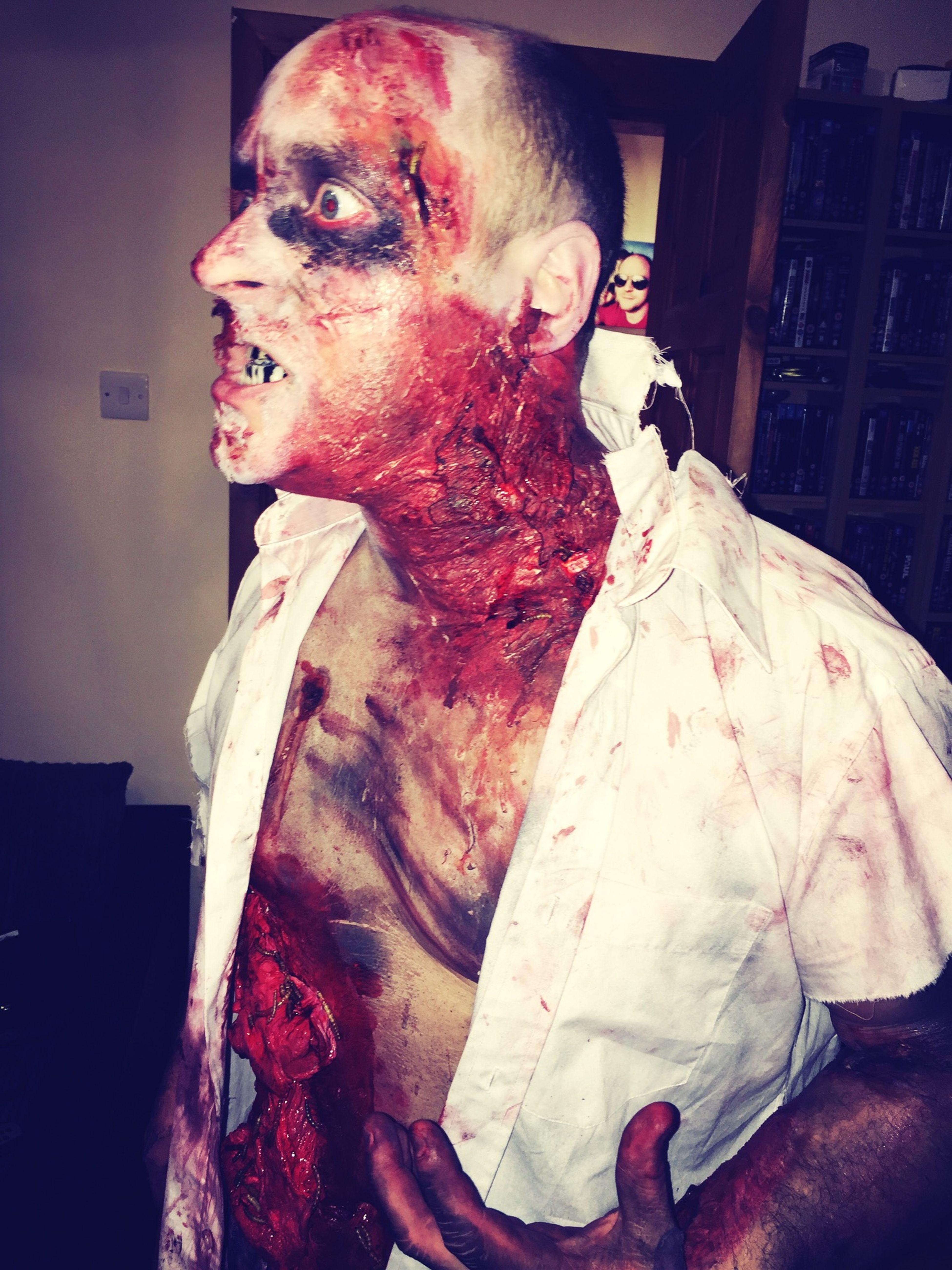Halloween Zombie The Walking Dead