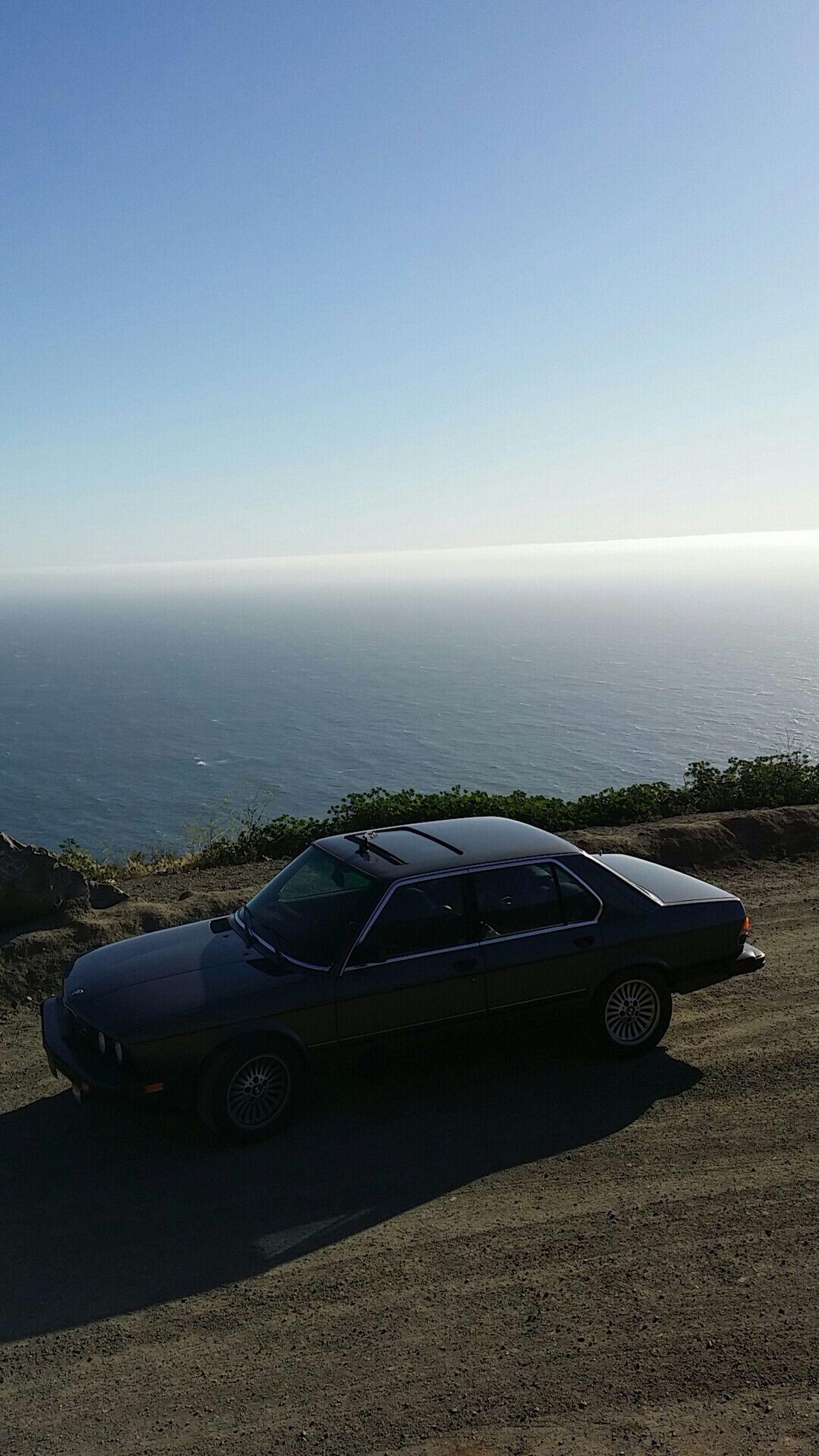 Epic Roadtrip E28 Bmw California