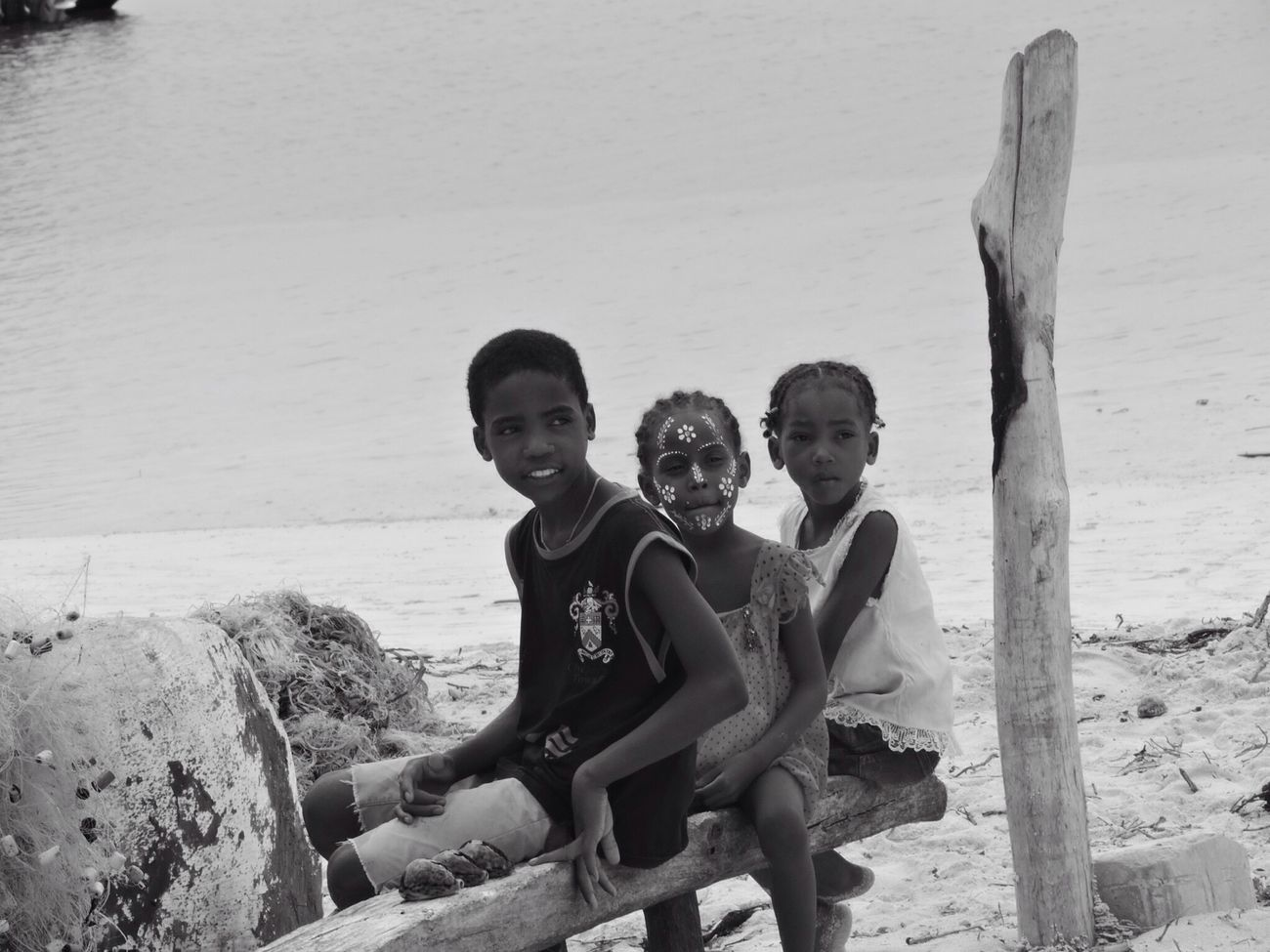 Children are smillons, in Madagascar 🎈 Madagascar  Children Blackandwhite Taking Photos Enjoying Life