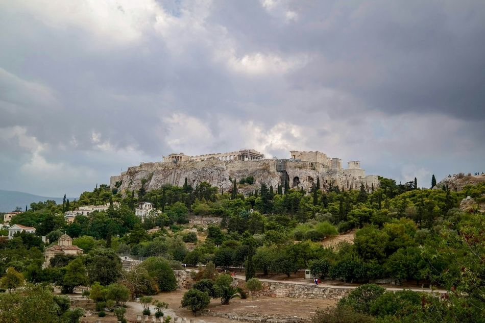 Outdoors Sky Day GREECE ♥♥ Parthenon Acropolis Greece Parthenon Travel Destinations Travel Photography Photography Famous Places History