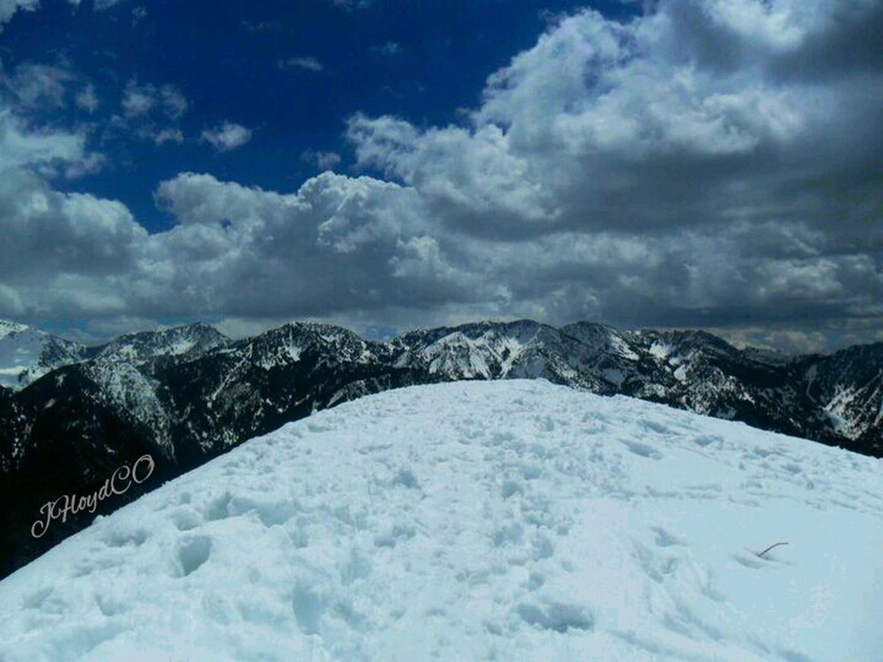 snow, cold temperature, winter, weather, nature, beauty in nature, cloud - sky, outdoors, no people, scenics, frozen, sky, day, landscape, mountain, snowdrift