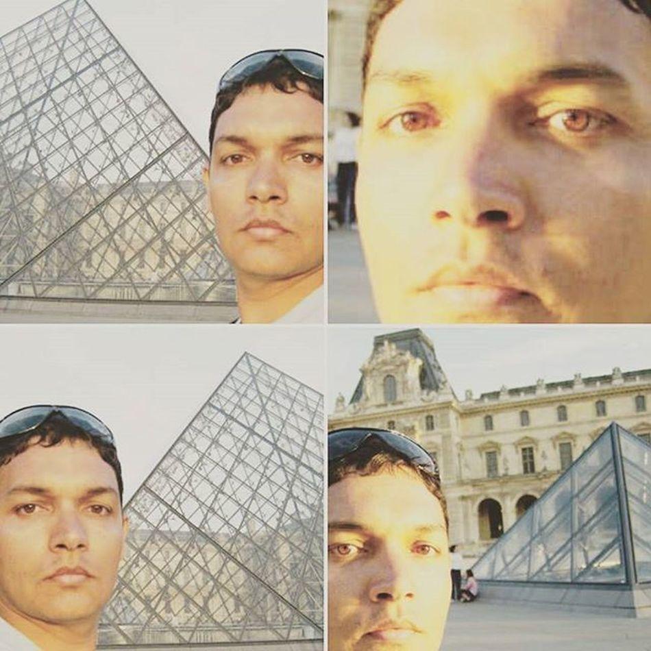 Ernuel Paris Francia Piramidedecristal Museodeluvre Coleccionandomomentos