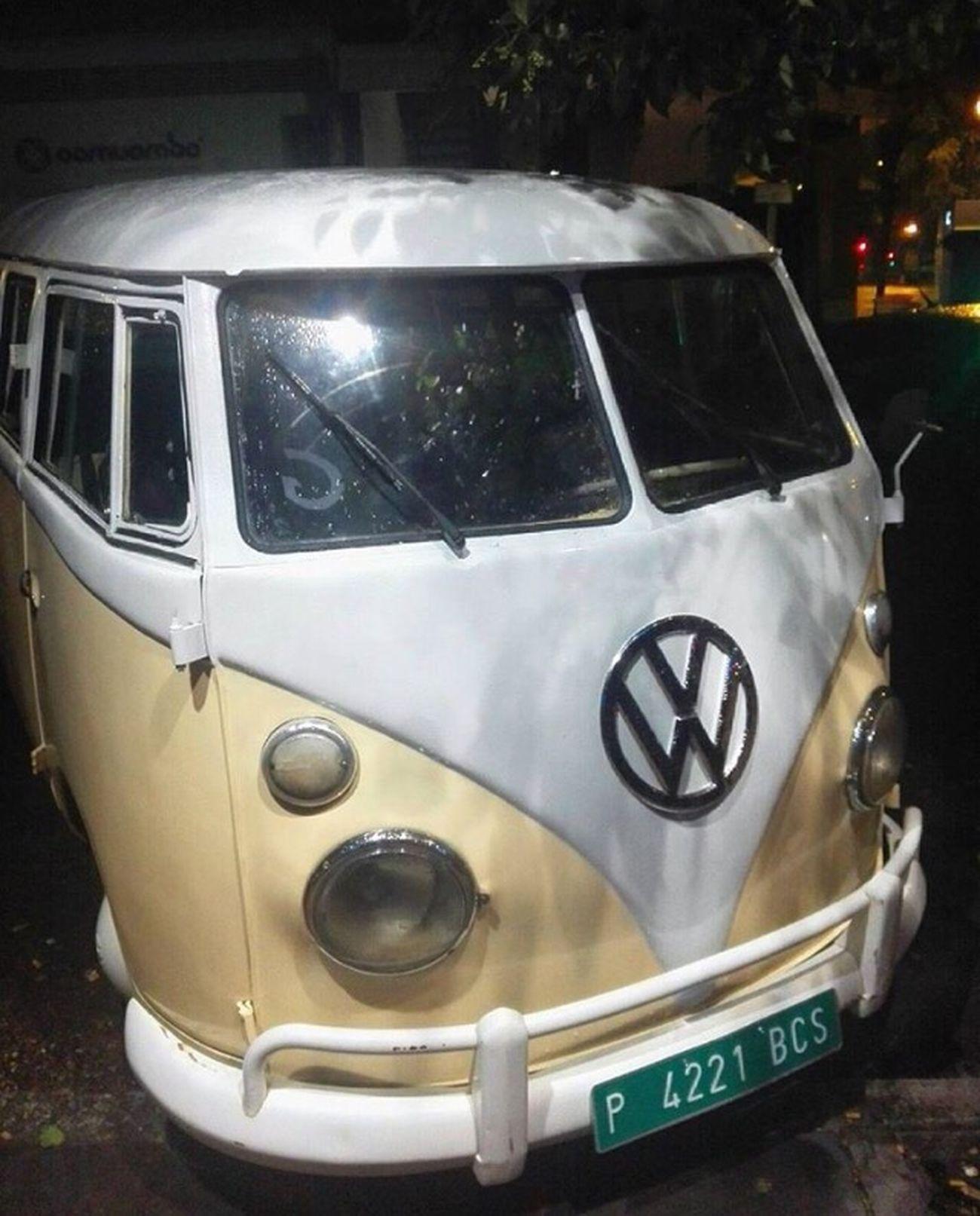 Detodounpoco Furgoneta Wolkswagen Van