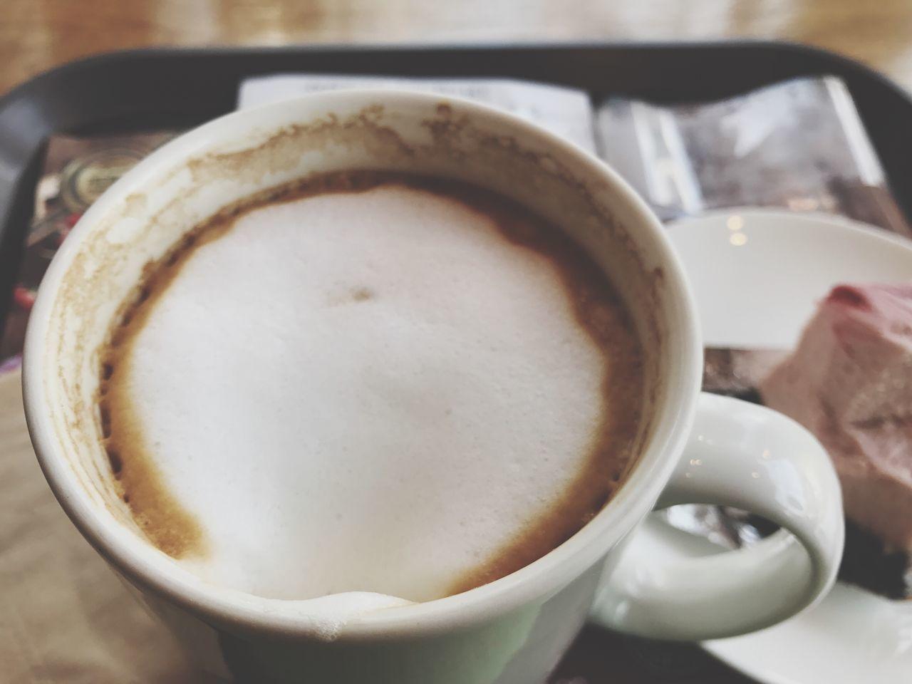 Coffee Time Coffee Cappuccino Drink Holiday Coffeemania