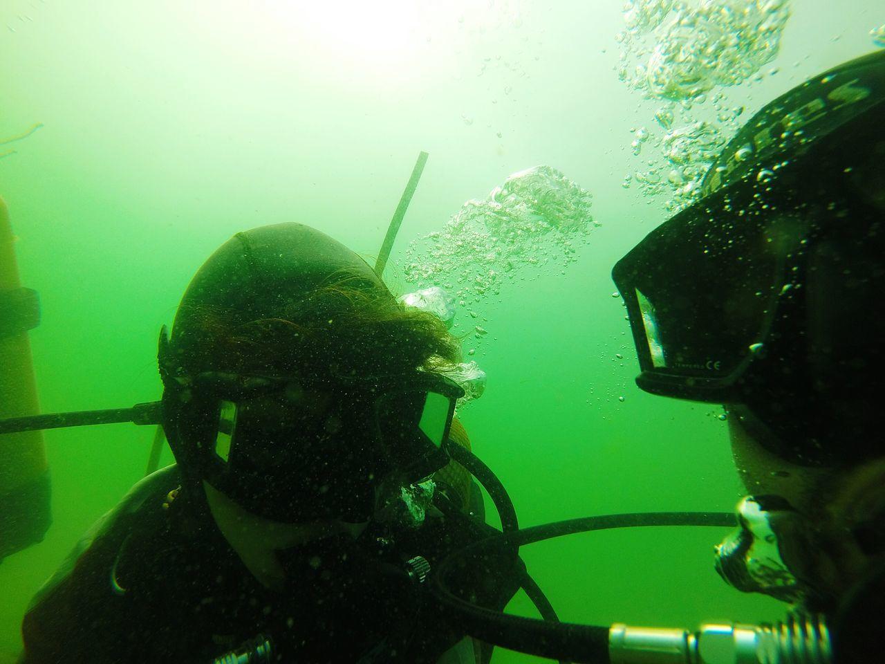 Scubadiving Underwater