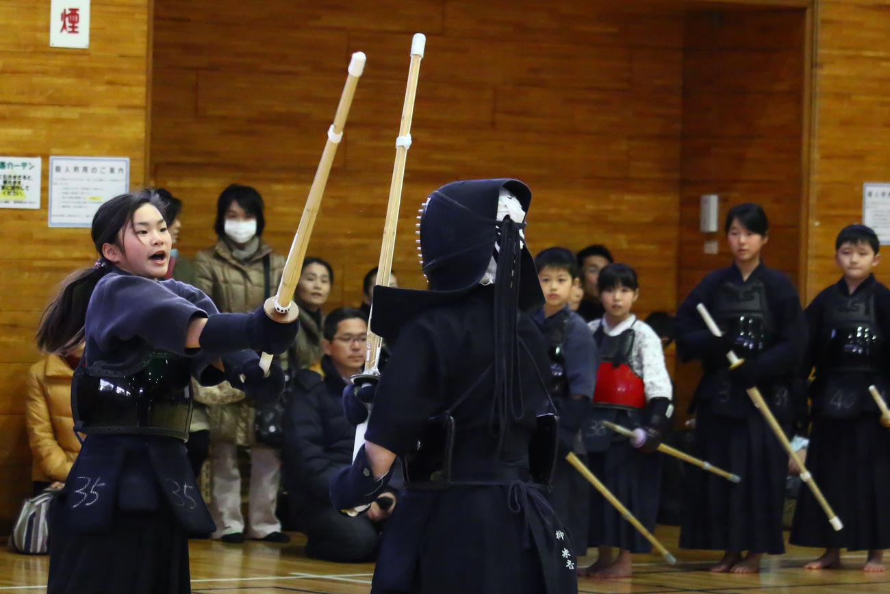 My Daughter Kendo Senior Examination Tokyo Japan EyeEm EyeEm Best Shots Asian Culture Japanese Culture Budo Go !