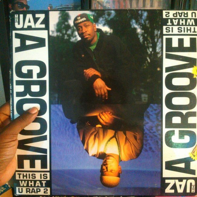 Before HOV there was The Jaz A Groove Youaintgitnobeats Vinyl Record