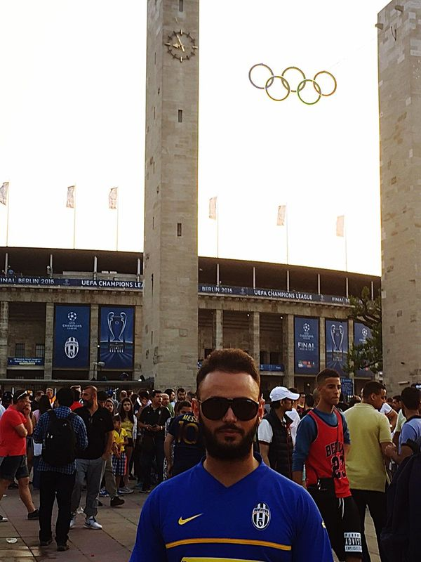 Forza JUVE Bln Olympia Stadion The Grande Finale