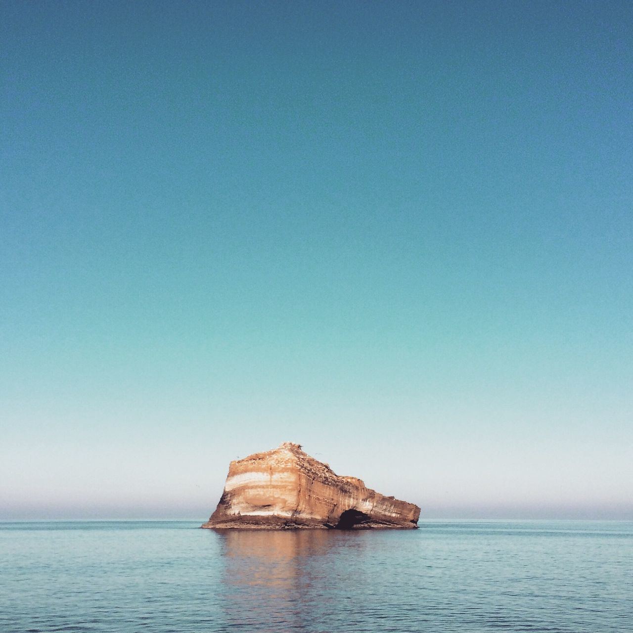 Beautiful stock photos of france, Beauty In Nature, Biarritz, Clear Sky, Copy Space