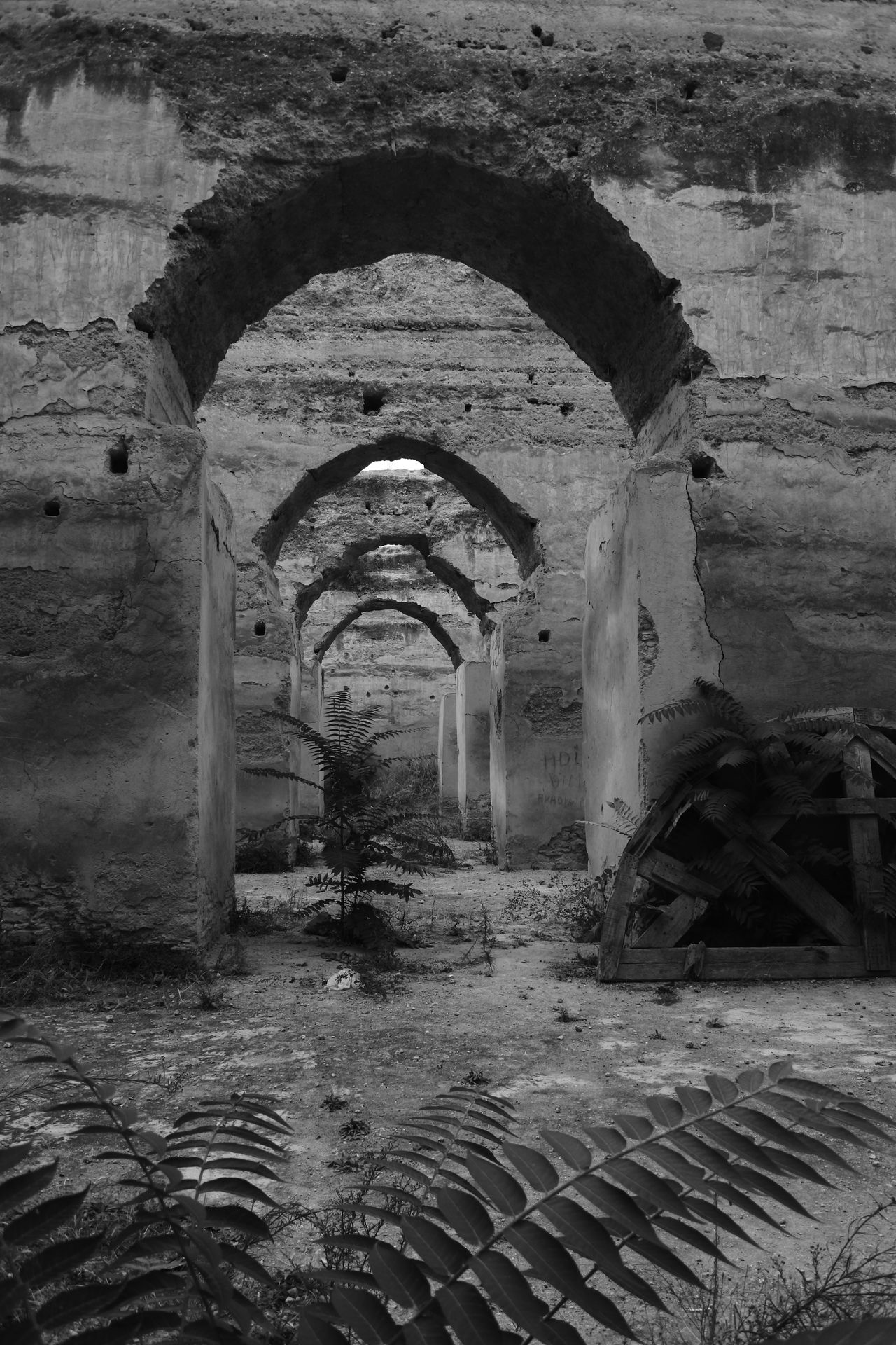 Monuments Of The World Architecture Ancient History Noir Et Blanc Nature Perspective ... Arcade Popular Photos