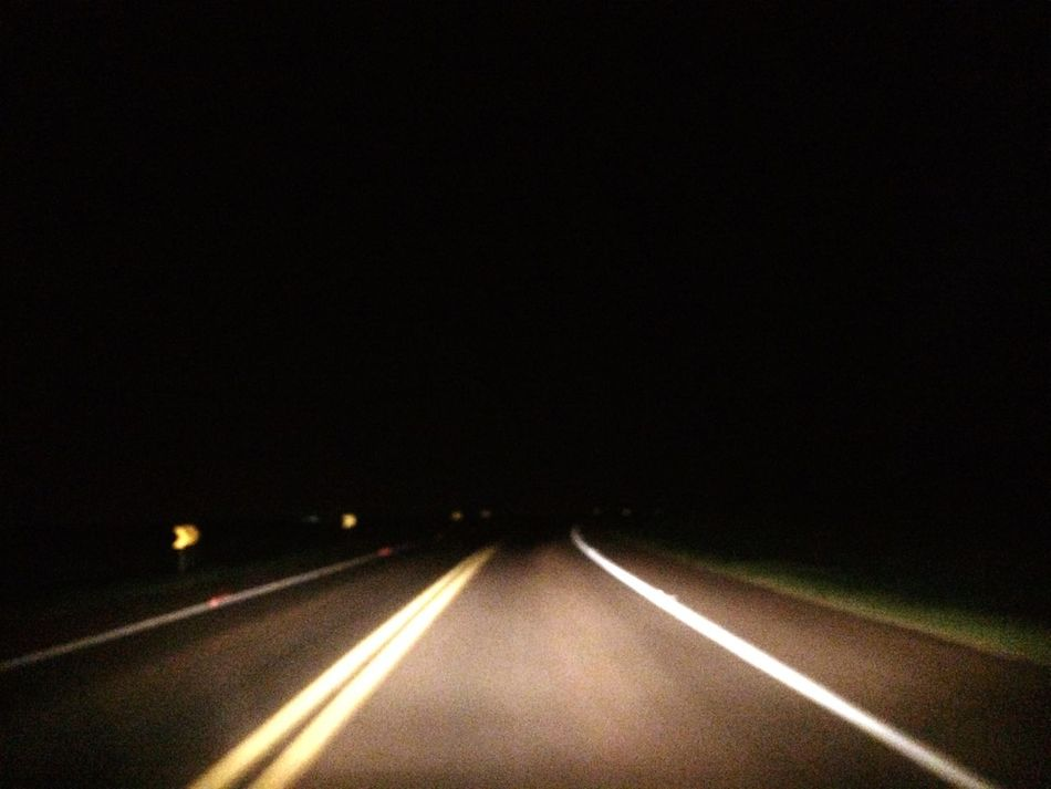 Transportation Road The Way Forward Car No People Dark Night Nature Outdoors Welcome To Black