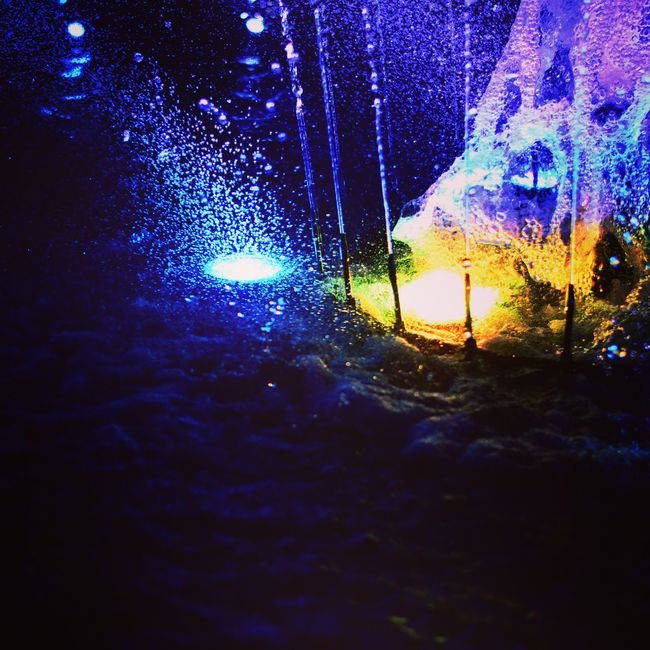 Beauty In Ordinary Things Fountain_collection Fountain Colors Colorful Color Photography Water Watercollection Nightphotography Night Lights Nightview Howiseethings Beautyinordinarythings Beauty Beautiful Amazing