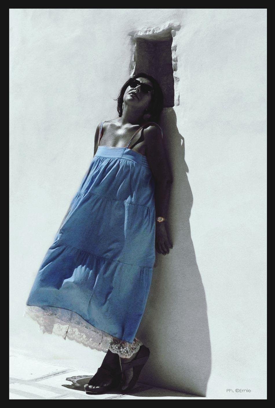 Cisternino Friend Woman Who Inspire You Black And White Colors White Wall Ernesto Galizia Window Fashion Fashion&love&beauty Beautiful Woman Lifestyles