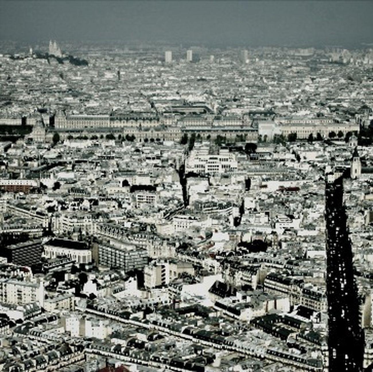 Paris View From The Top Paris Saint Germain