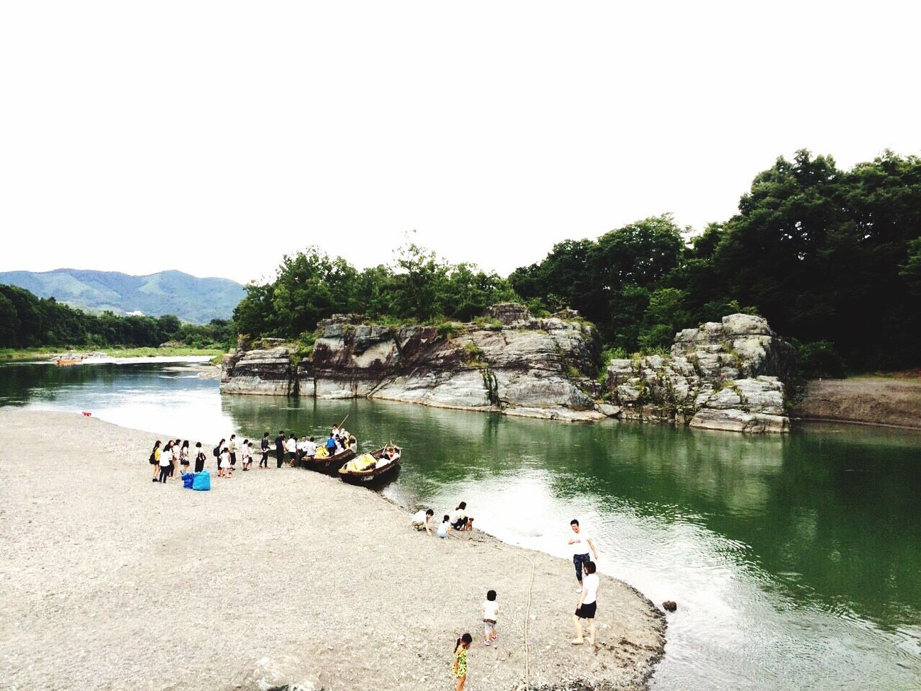 Riverside Nature 絶景 Enjoy Superb View River Enjoying Life EyeEm Gallery EyeEm Nature Lover EyeEm Best Shots EyeEm 癒し Happy Landscape Chichibu Iwadatami 長瀞 Nagatoro Walking