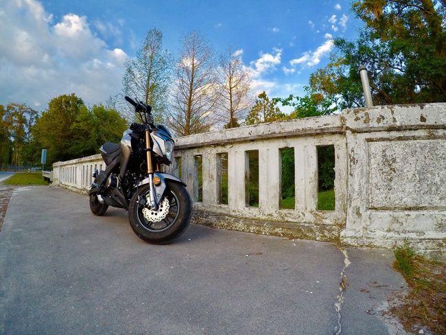 The Z getting some love ❤️🏍 Kawasaki Mini Bike Gopro Z125 Sportbike Style Two Wheels 904pov Up And Coming EyeEmNewHere