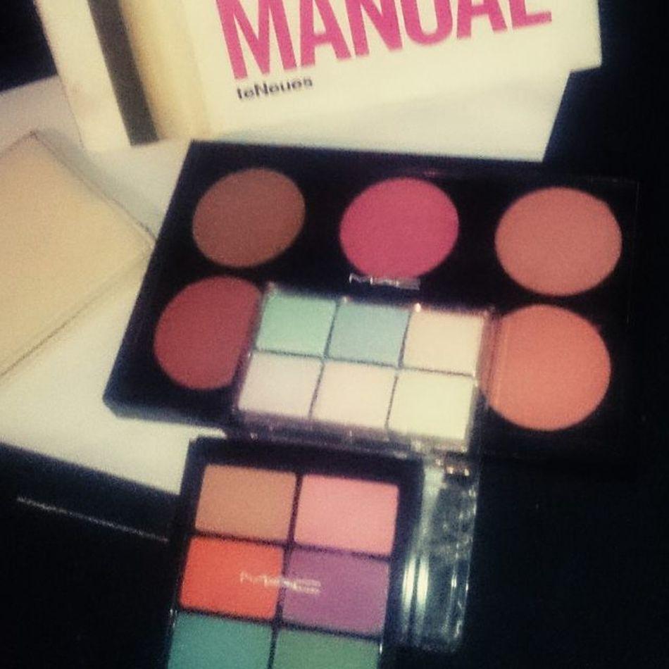 MyPlayground Miamoretti MACLimitedEdition Macpro Blusher Palettes