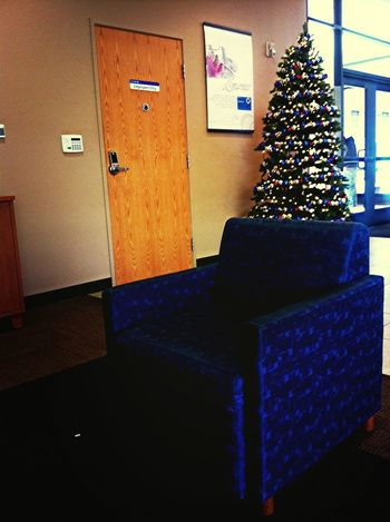 Banks are boring.This christmas tree will keep me occupied
