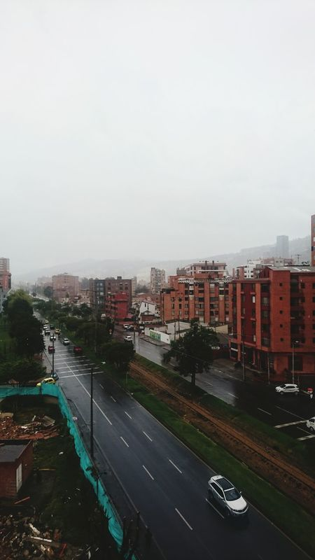 RainRainy Days Could  Bogotá Darksky Darksday After The Rain