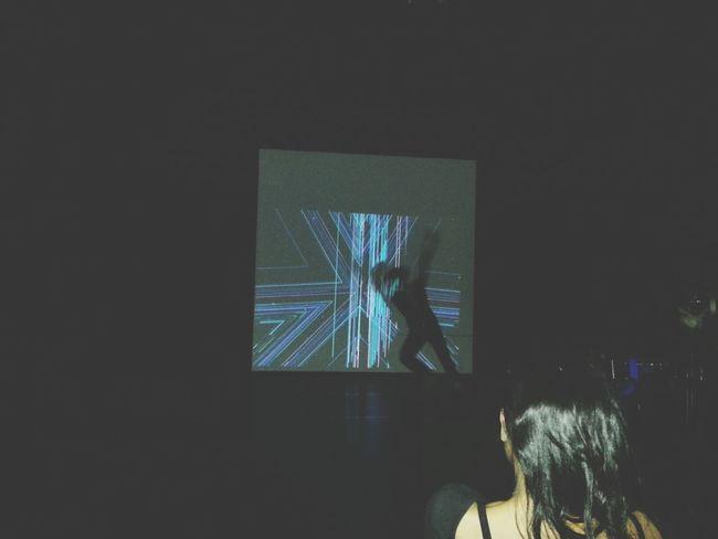VGA Festival Digital Art Brainfeeder Nosaj Thing