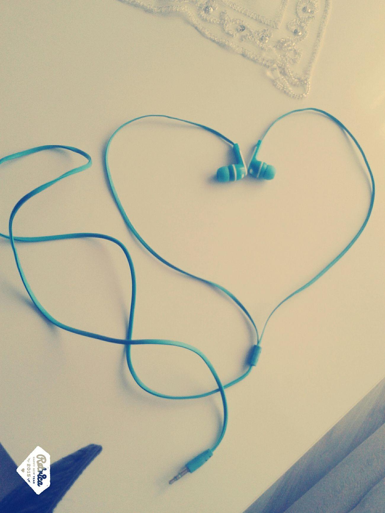 Yeni kulaklık ♡♥♡♥