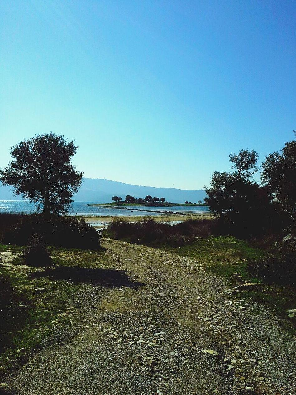 Tombolo Didyma Outdoors Sea And Sky