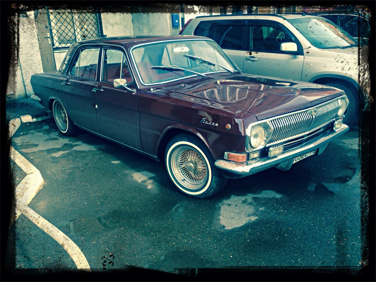 The best car First Eyeem Photo Old Car