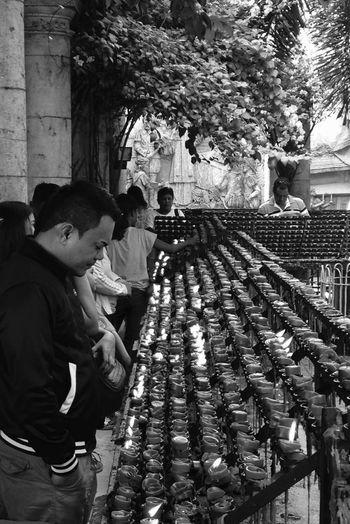 PRAY | Basilica del Sto Nino de Cebu Eyeem Philippines EEA3 - Cebu Eye4photography  Eyeem Global Meetup Cebu The Photojournalist - 2015 EyeEm Awards IPhoneography Frustrated Photographer EyeEm Best Shots - Black + White EyeEm Global Meetup IPSBlackWhite