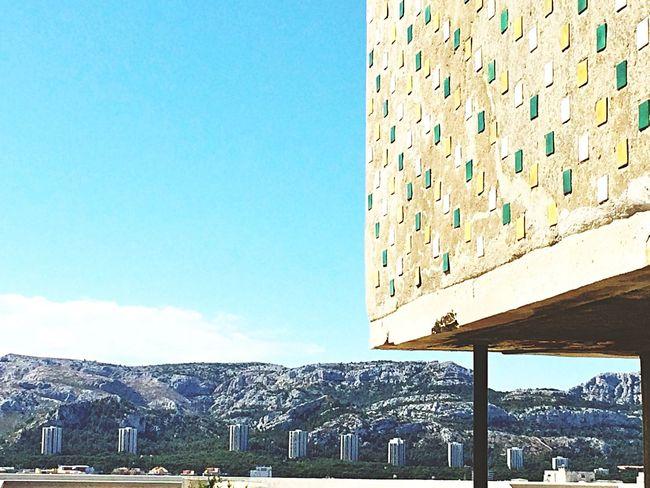 Dominos Le Corbusier Marseille