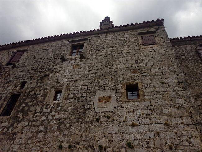 Hidden Gems  Stone Stone Wall Stone Buildings Monastery Croatia Full Of Life Croatia Croatia_photography Croatia Tkon Pasmanisland