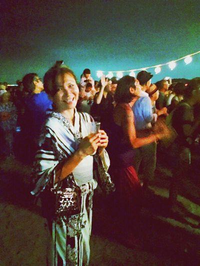 盆踊り Onthebeach Summer Nights