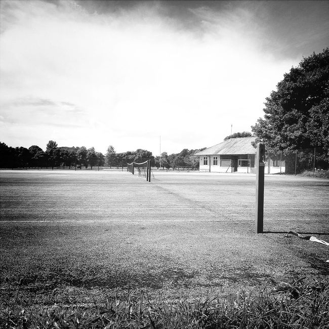 Pollok Park tennis courts
