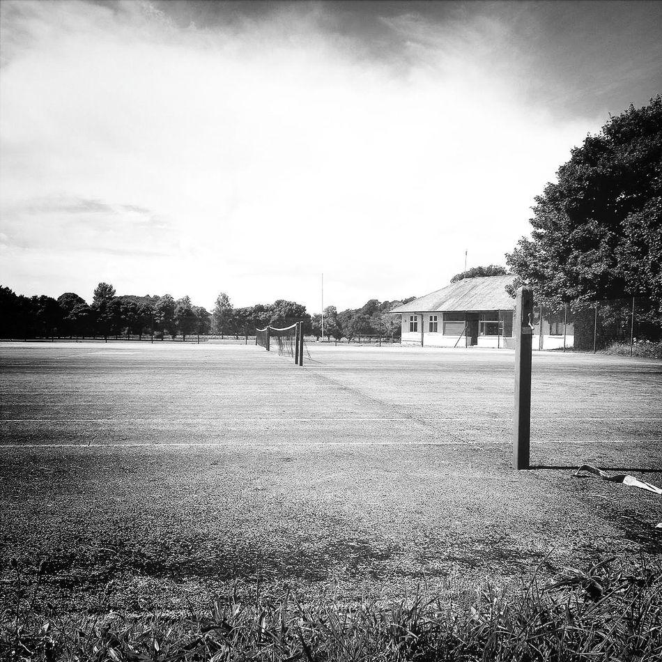 Pollok Park tennis courts