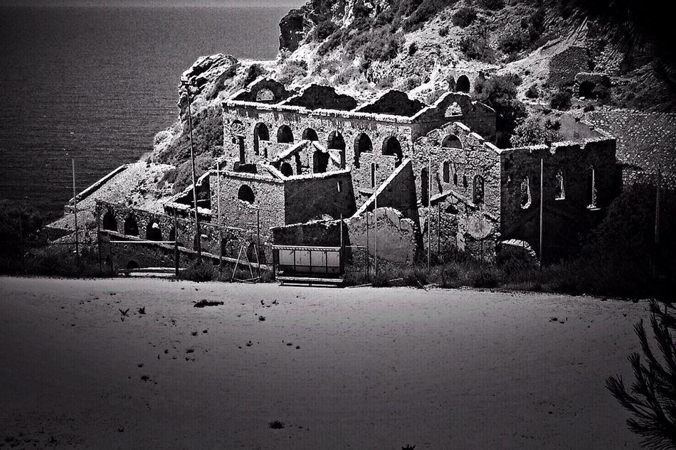 Abandoned Buildings Mob Fiction NEM Memories NEM Black&white
