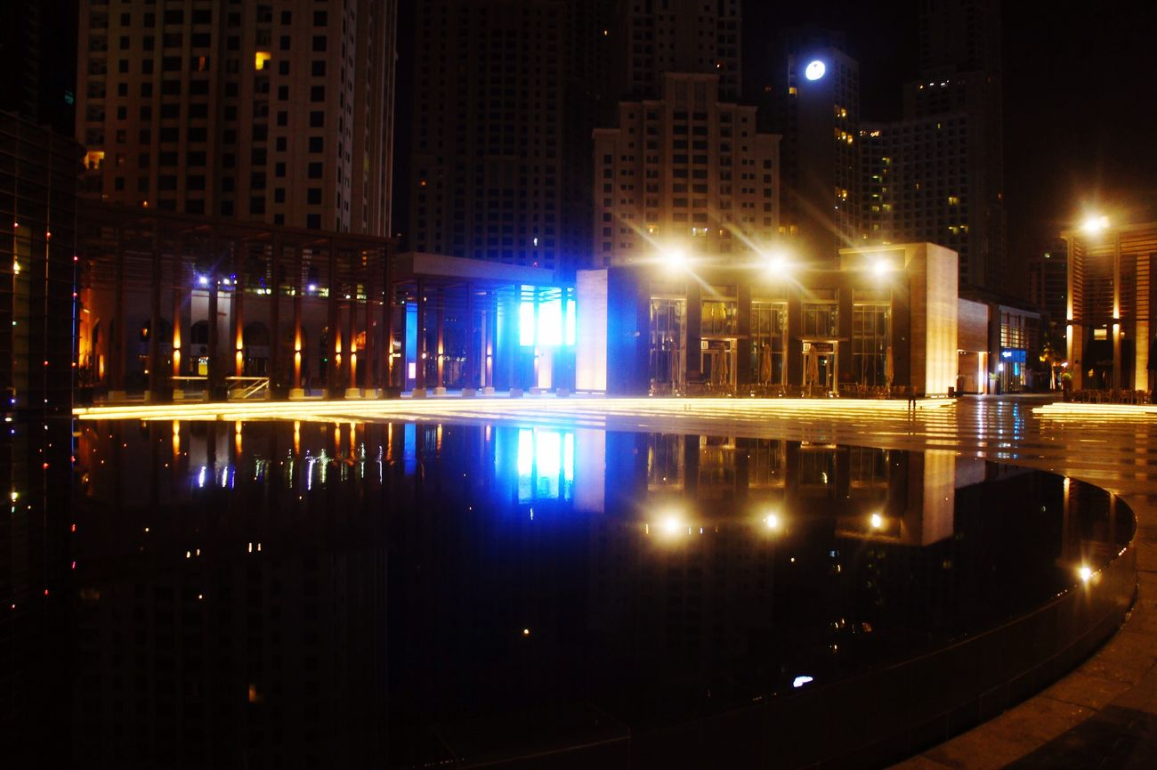Dubai Marina View Takemeback ByHL