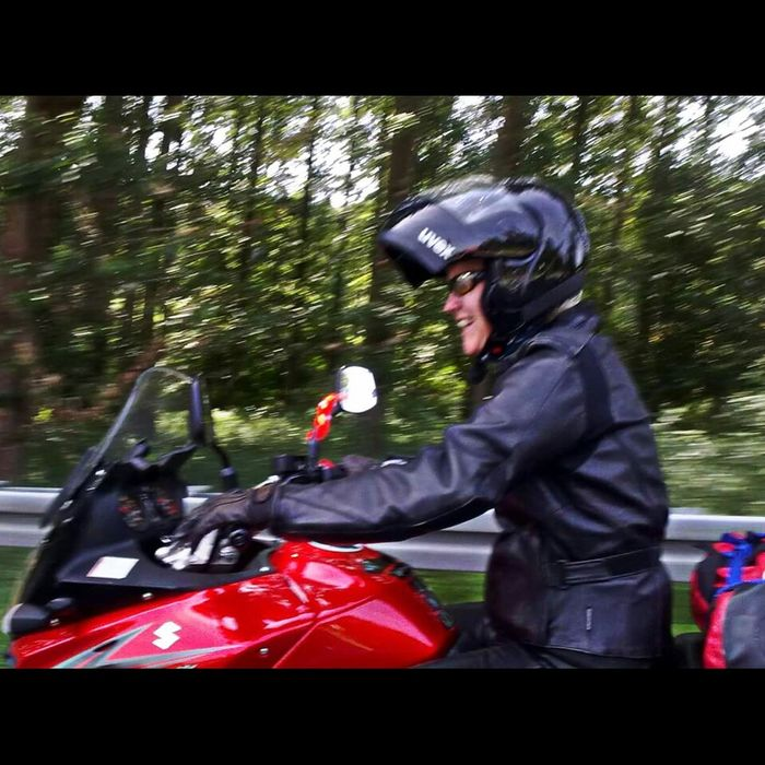 Soon I will be on a trip! Can't wait!👌🌞😊❤ Riding Bike Suzuki Dl 650 VStrom Biker For Life.. Me And My Vstrom