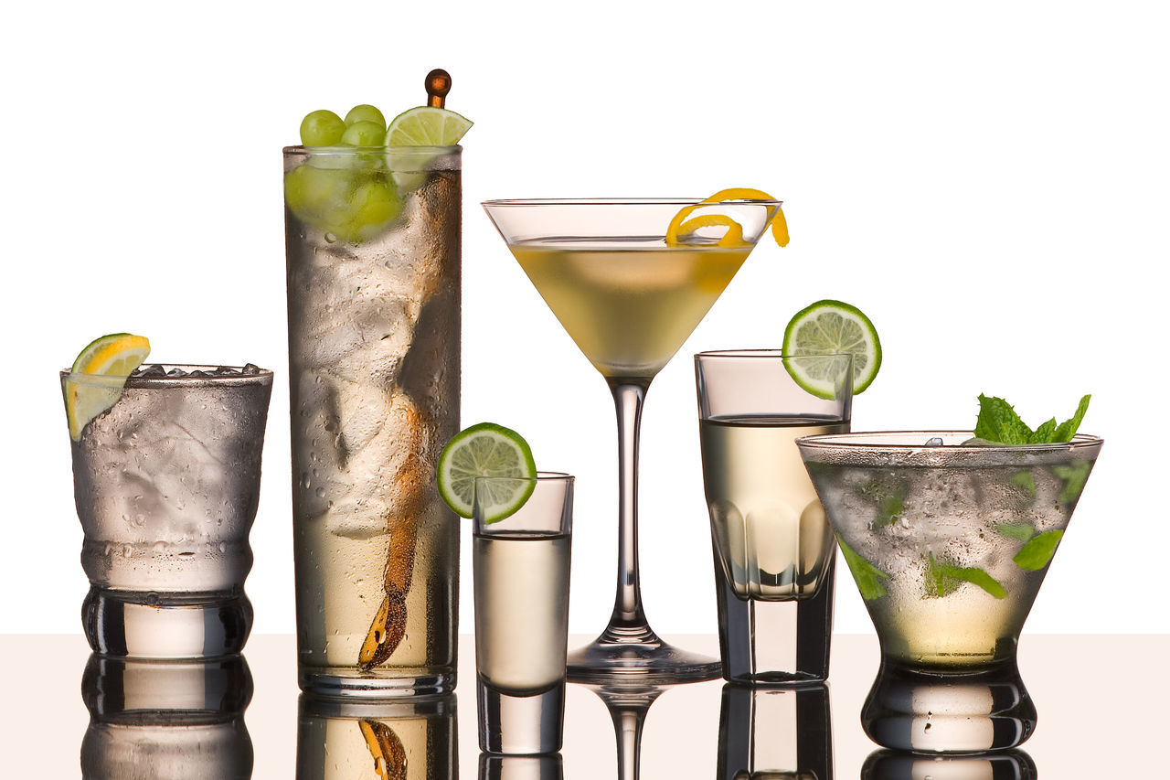 Beautiful stock photos of white background, Alcohol, Beverage, Close-Up, Cocktail
