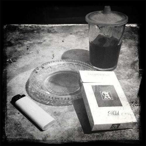 Black Coffe Time