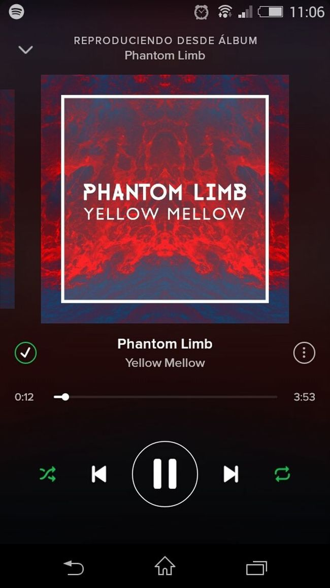 Yellowmellowmg Relaxing Check This Out PhantomLimb Spotify