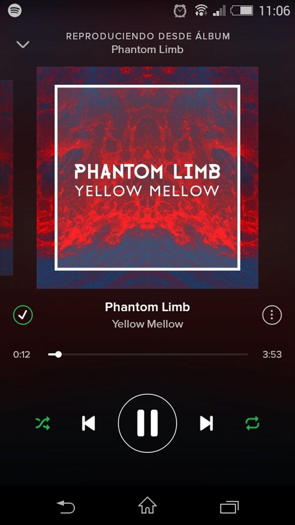 Yellowmellowmg Relaxing Check This Out PhantomLimb Spotify