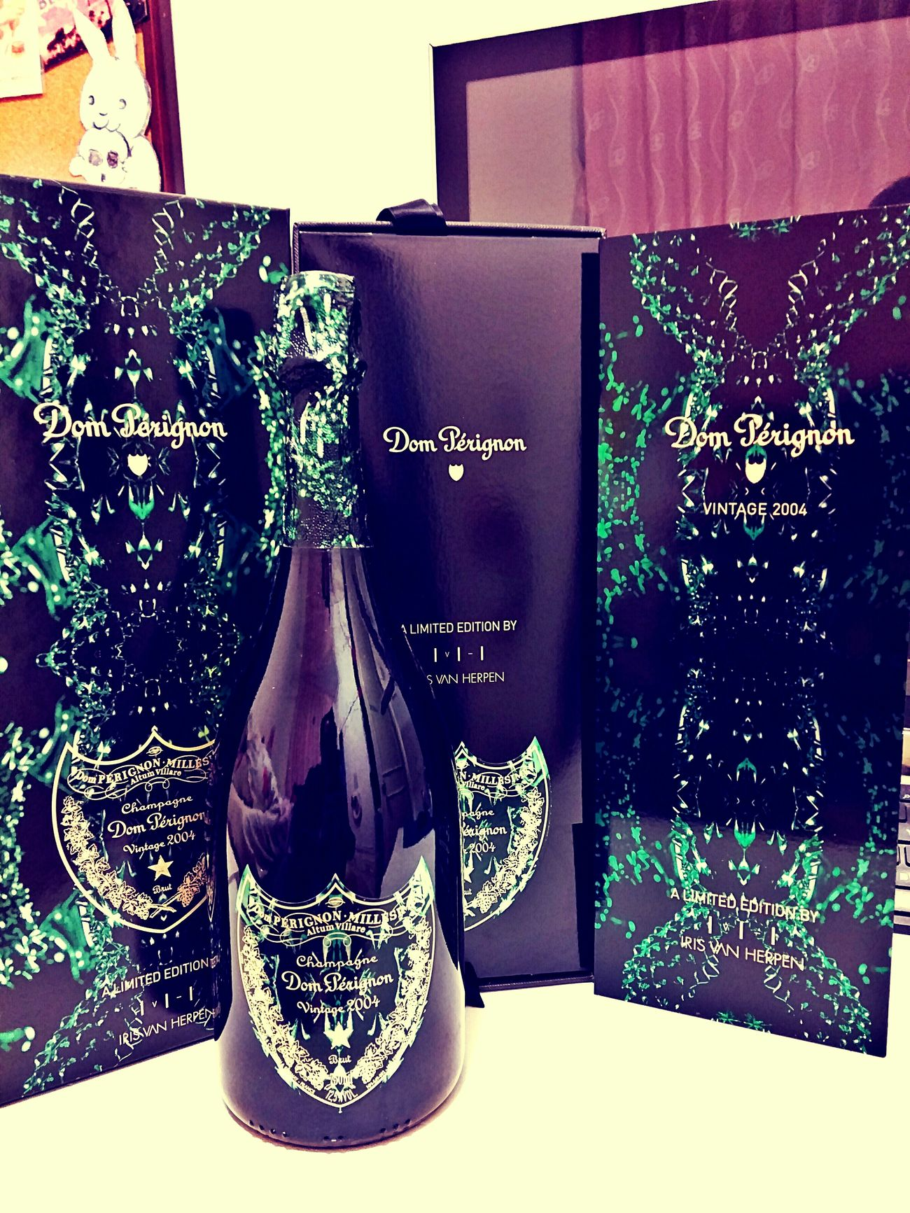 Dom Perignon Good Kush And Alcohol